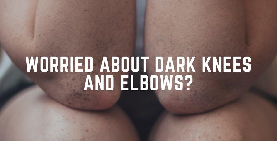 dark knees treatment