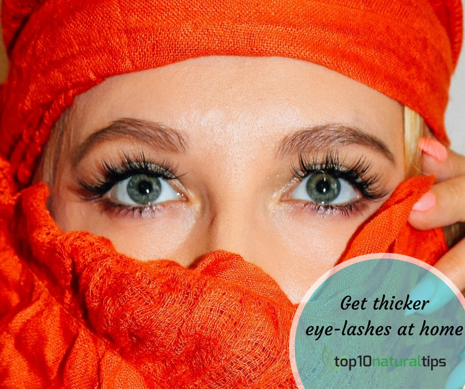 How To Make Your Eyelashes Grow Longer Fast Top10 Natural Tips