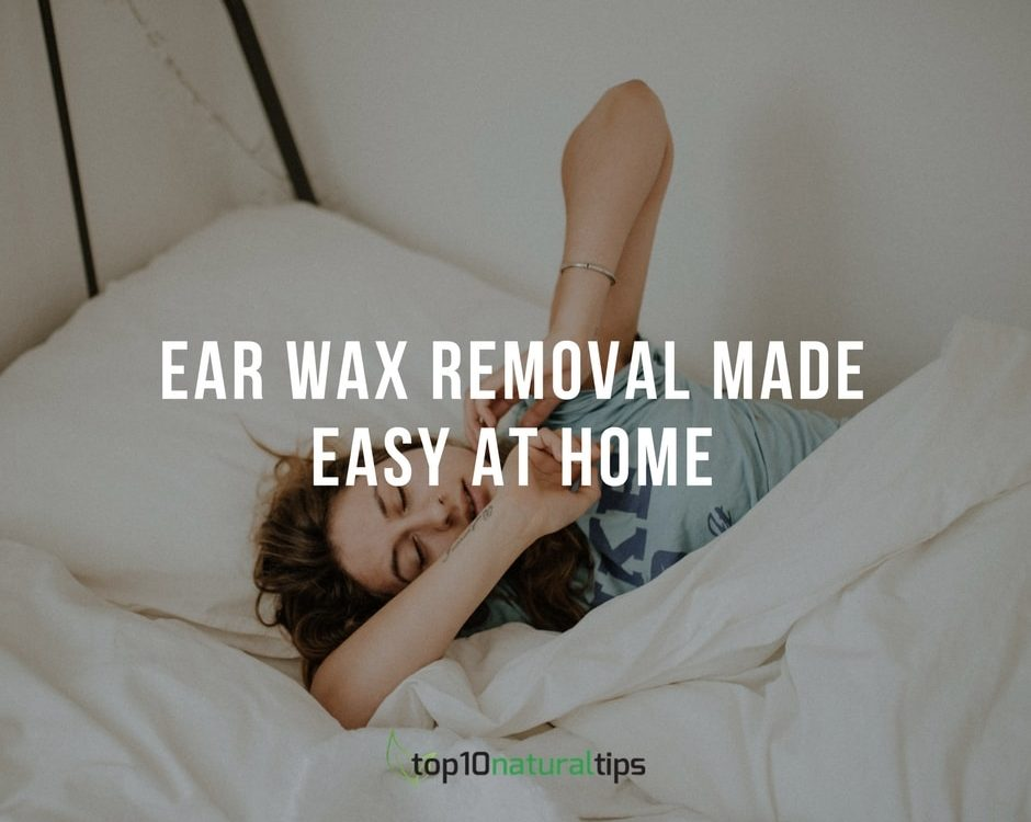 ear wax removal at home