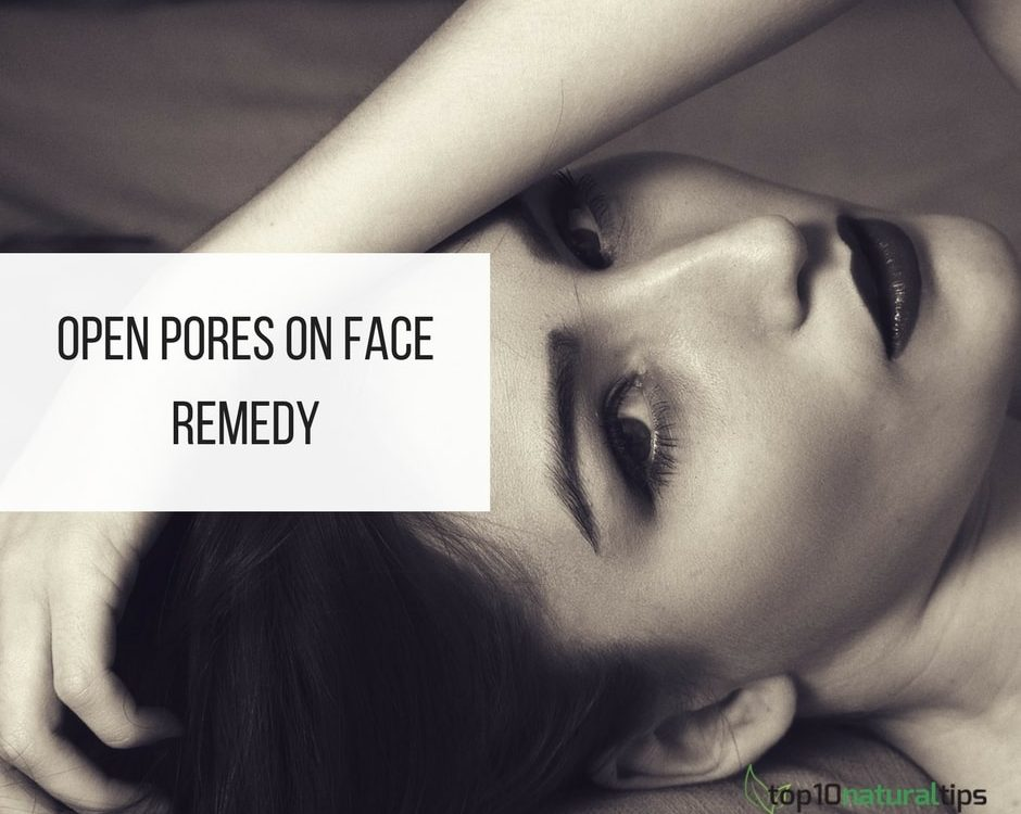 open pore face remedy