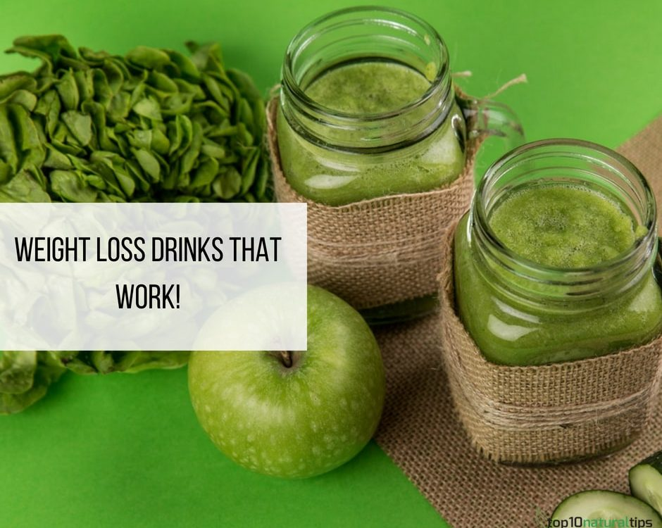 weight loss drinks that actually work