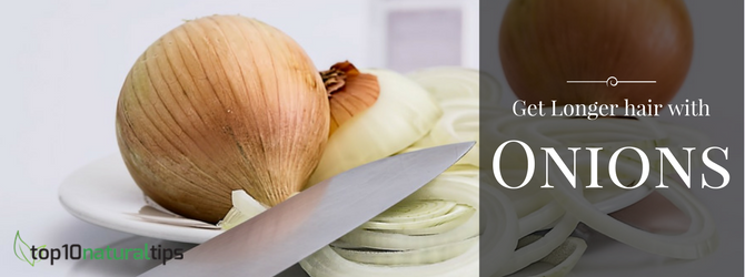 onion for hair growth naturally