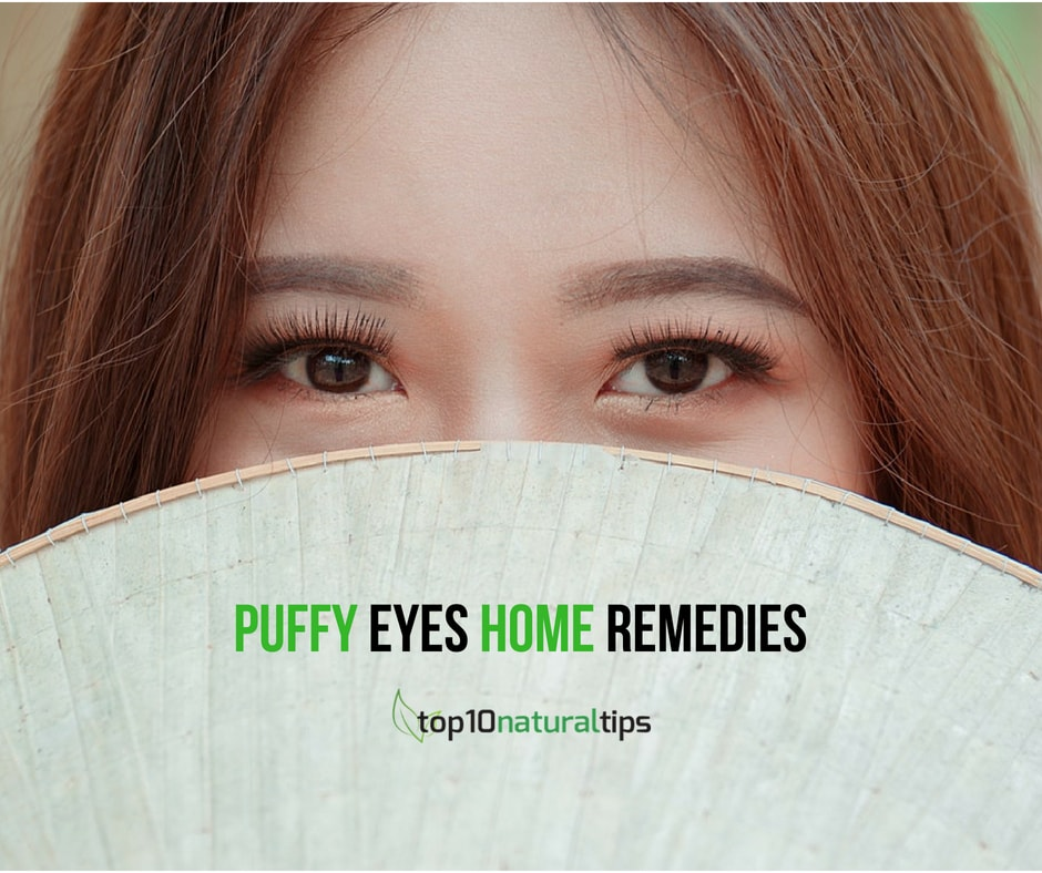 puffy eyes home remedies