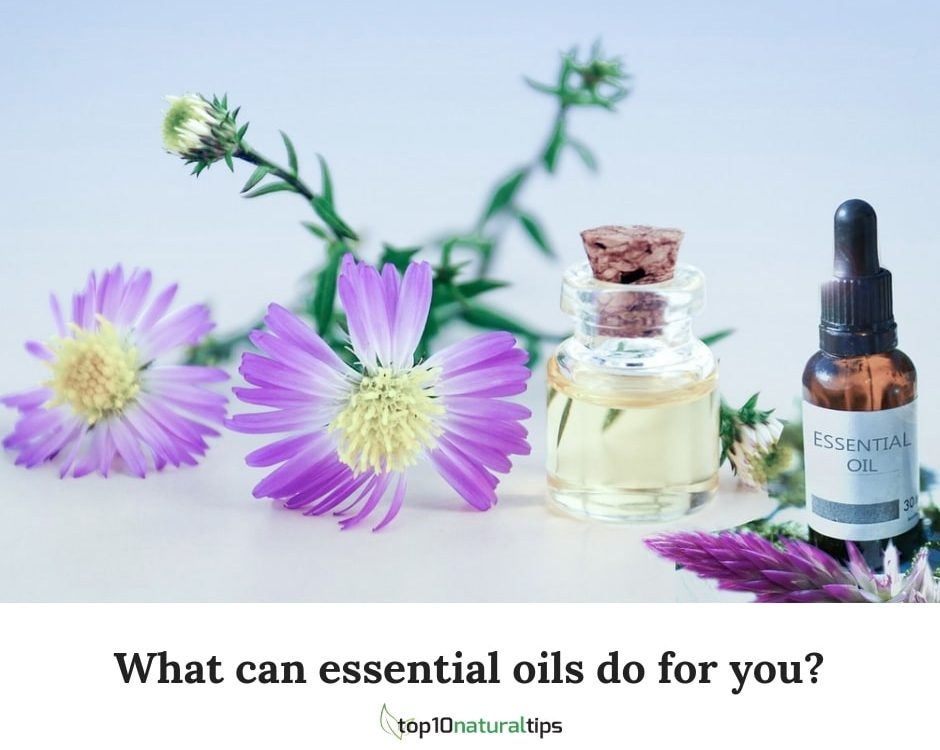 best essential oils