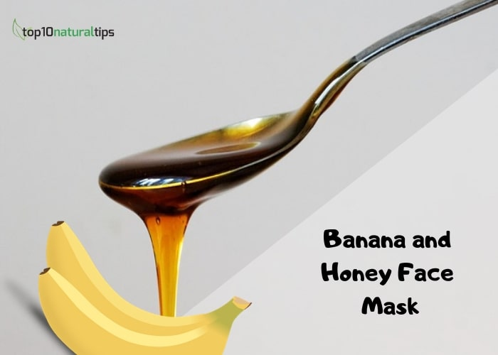 Banana and Honey Face Mask