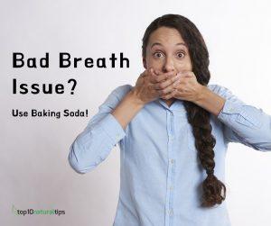 bad breath issue