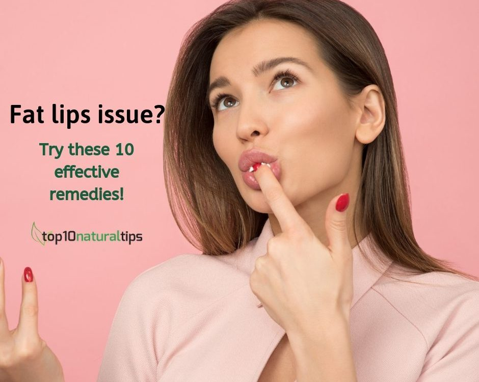 fat lips natural treatment