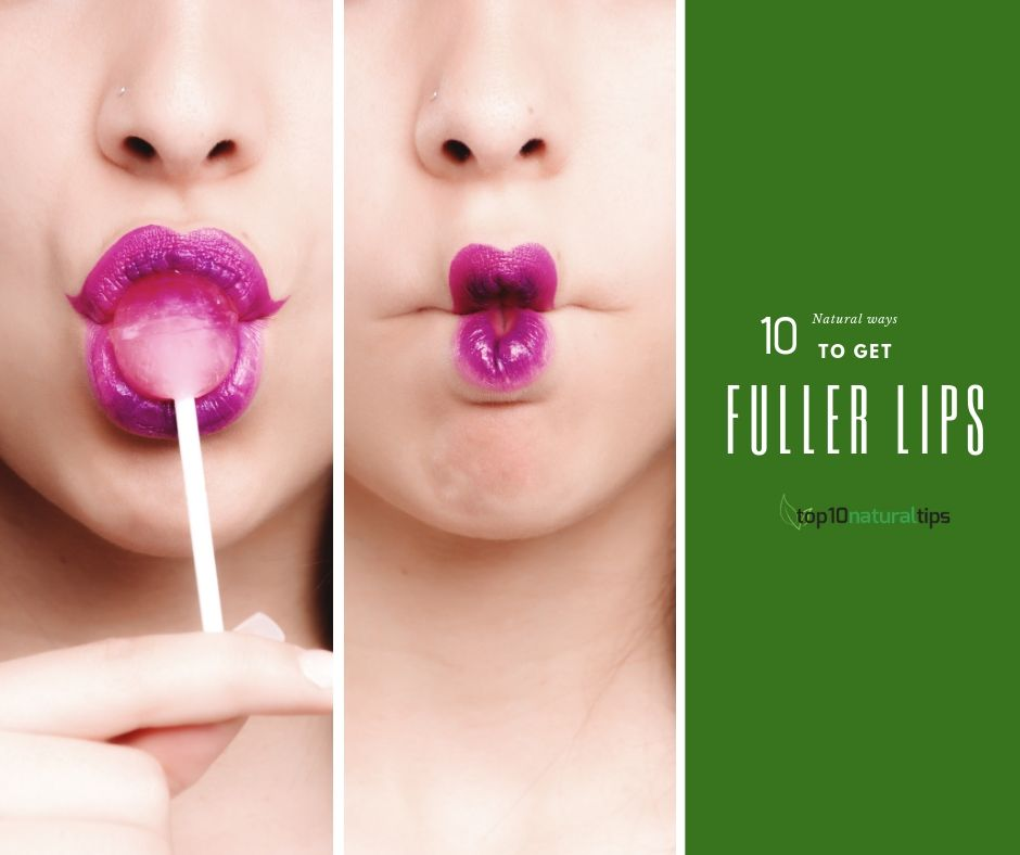 fuller lips naturally