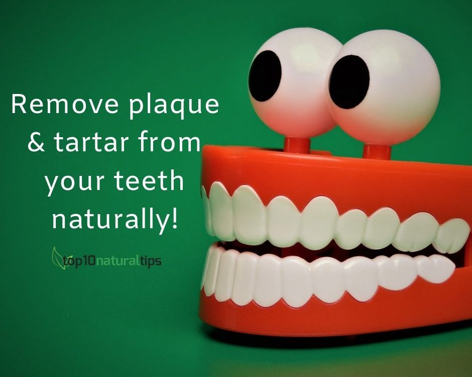 remove plaque and tartar naturally