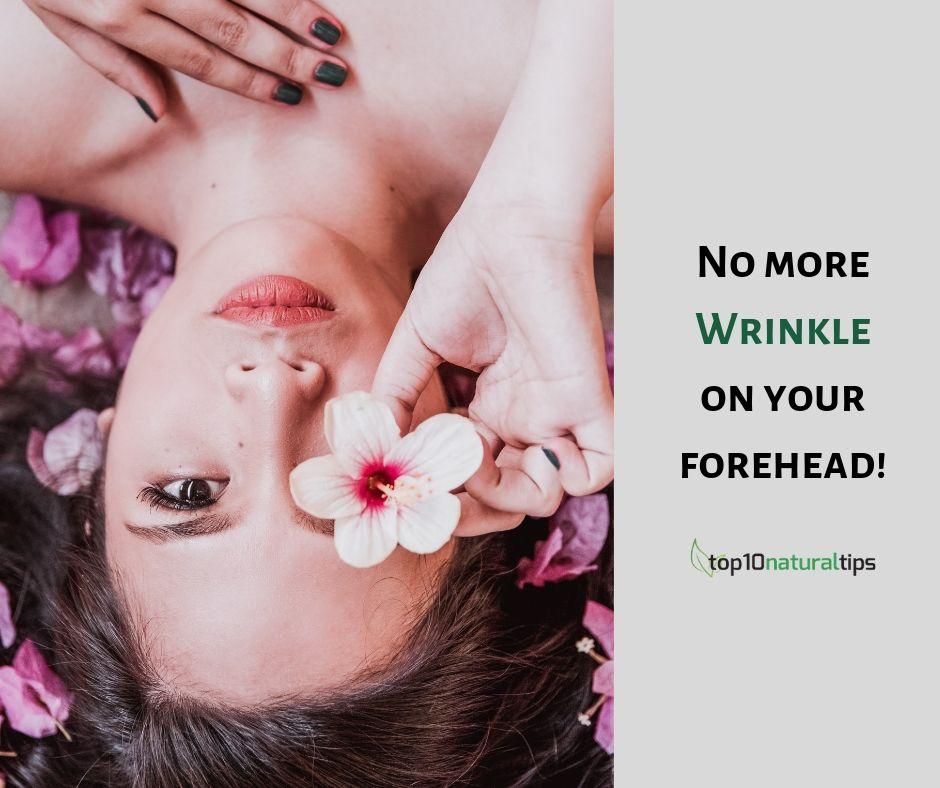 forehead wrinkles treatment